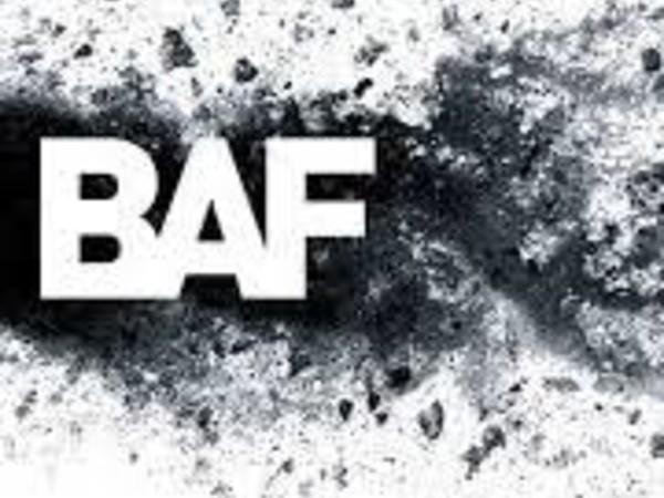 BAF - Bergamo Arte Fiera, logo