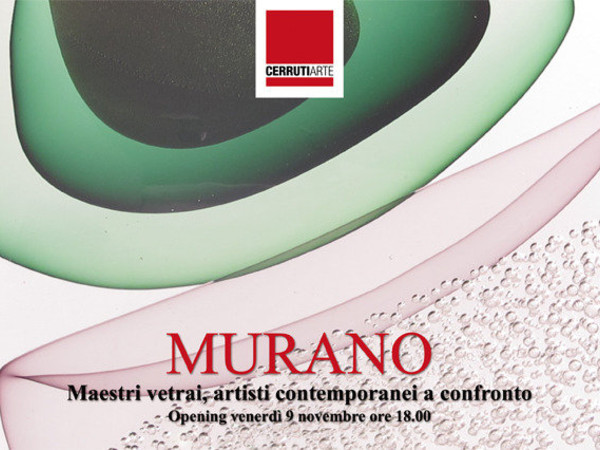 Murano, CerrutiArte, Genova