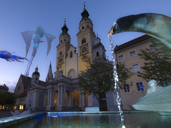 Brixen Water Light Festival edizione 2019