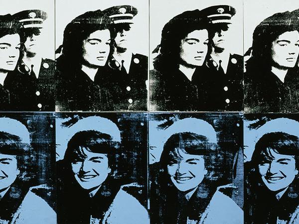 Andy Warhol, Sixteen Jackies (det.), 1964, Collection Walker Art Center, Minneapolis