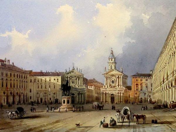 Da piazza Carignano a piazza San Carlo, tra architetture barocche e storia Risorgimentale