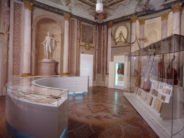 Palazzo Loiani ora Aldini-Sanguinetti