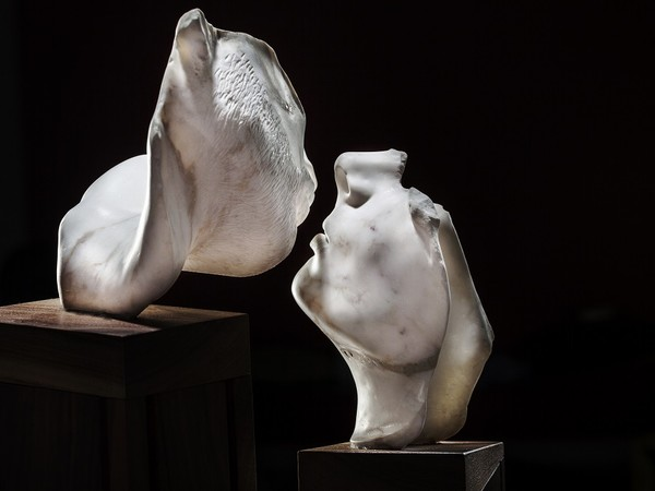 Ilaria Gasparroni, Il bacio, 2018