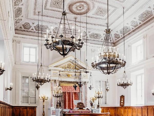 Alessandra Baldoni, Sinagoga (1647), Pisa, photo 2019
