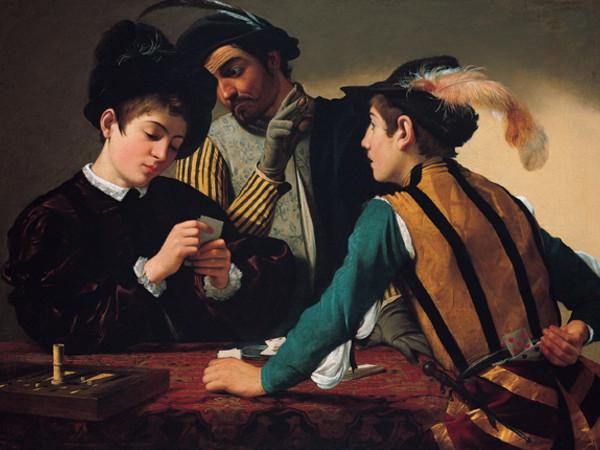 Caravaggio – I  bari