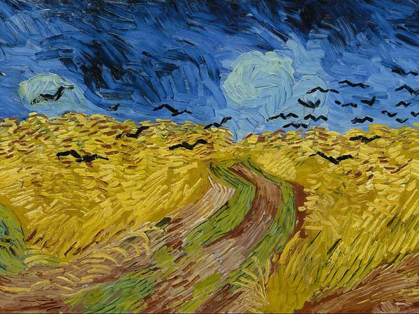 Vincent Van Gogh, Campo di grano con volo di corvi, Olio su tela, 1890, Amsterdam, Van Gogh Museum