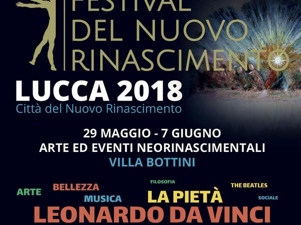 Festival del Nuovo Rinascimento - Lucca 2018