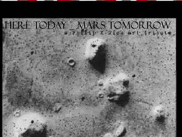 Here Today, Mars Tomorrow. Un tributo a Philip K Dick, Palazzo Ducale, Genova
