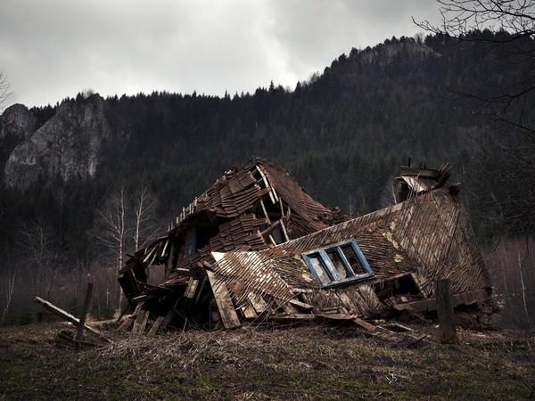 Camilla de Maffei, The visible mountain. Sarajevo, 2013-14