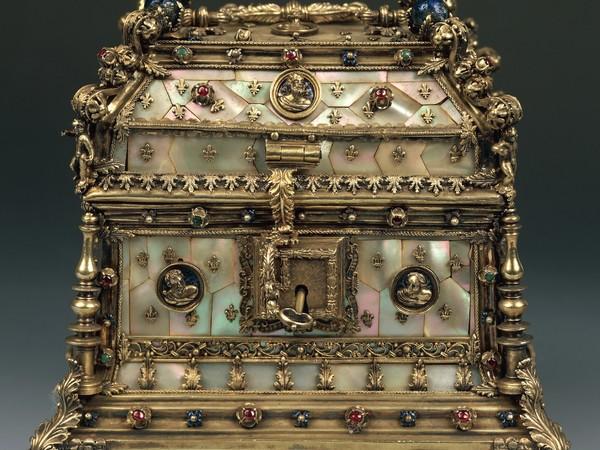 Scrigno XVI secolo, Museo Diocesano di Mantova