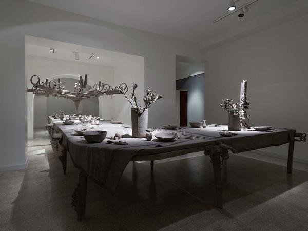 Reza Lavassani, Life. Installazione in cartapesta (2011-2014)