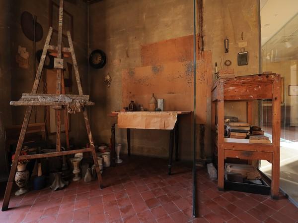 Studio di Giorgio Morandi, Casa Morandi, Bologna