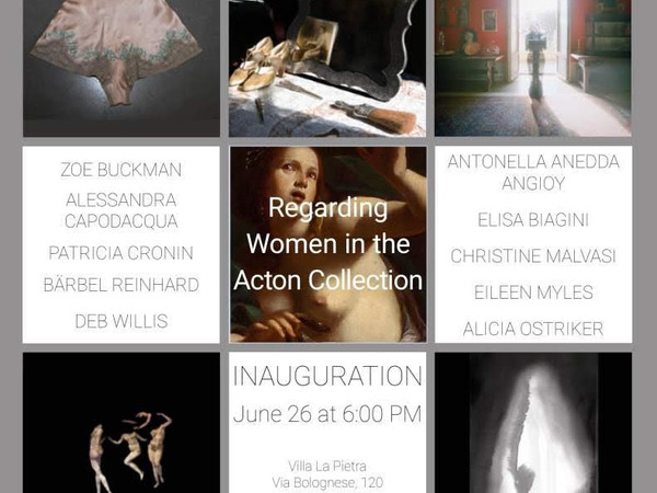 Regarding Women in the Acton Collection