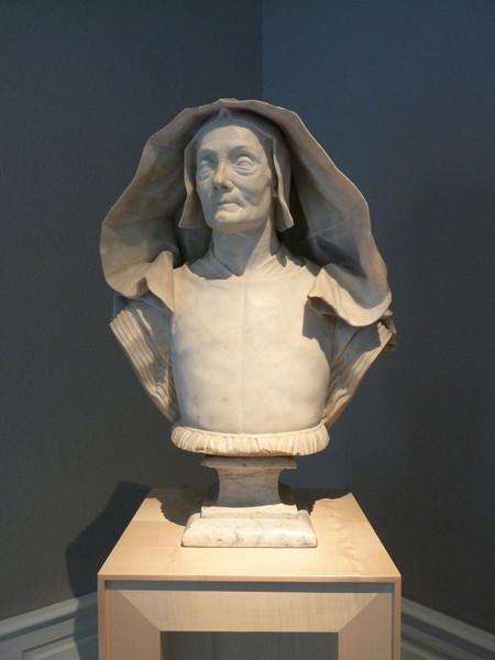 Busto di Olimpia Maidalchini