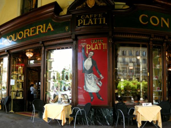 Caffè Platti