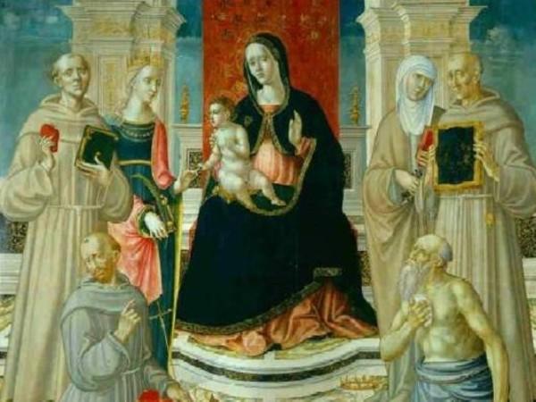 &quot;La bellezza ritrovata. Caravaggio, Rubens, Perugino, Lotto e altri 140 capolavori restaurati&quot;, Gallerie d'Italia, Milano 1 aprile - 17 luglio 2016<br />