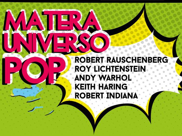 Matera Universo Pop, Fondazione Sassi, Matera