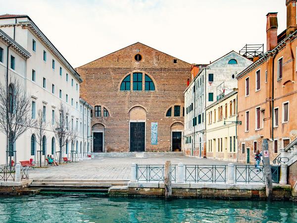 <span>Ocean Space, Chiesa di San Lorenzo, Venezia</span>