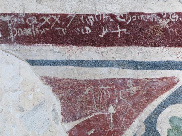 Graffiti dei Pellegrini