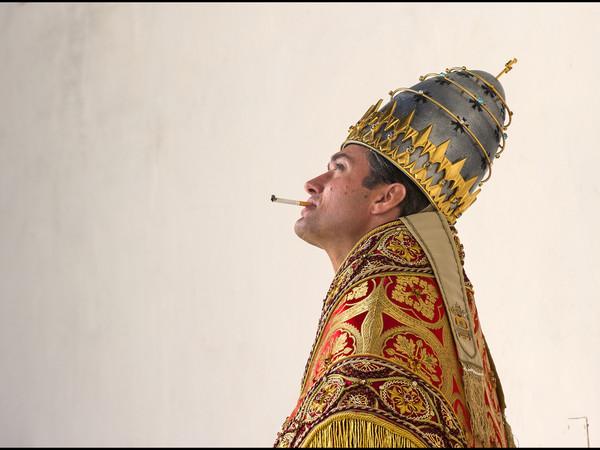 """Gianni Fiorito, Dal set di """"The Young Pope"""""""