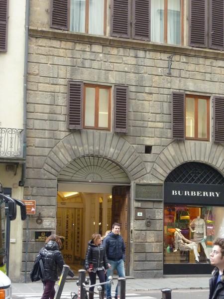 Hotel Beacci Tornabuoni Firenze