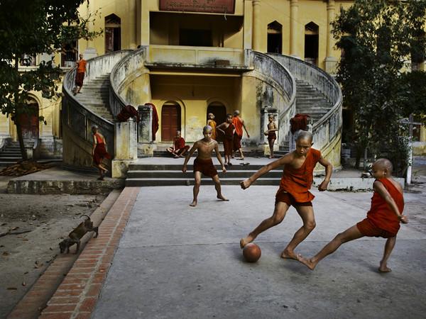 Steve McCurry, Burma - Myanmar
