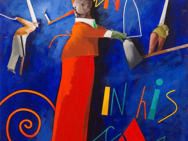 Il '900 di Emilio Tadini, Spazio Tadini Casa Museo, Milano