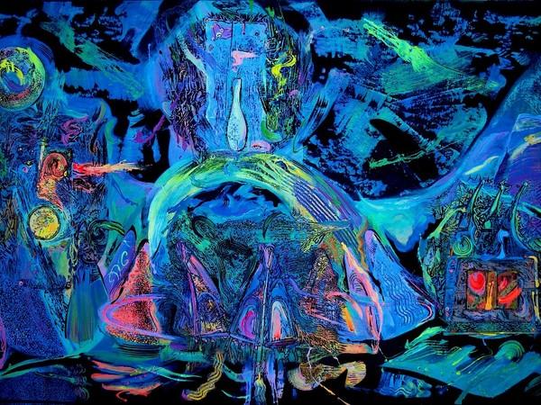 Claudio Sek De Luca, Danza delle arti