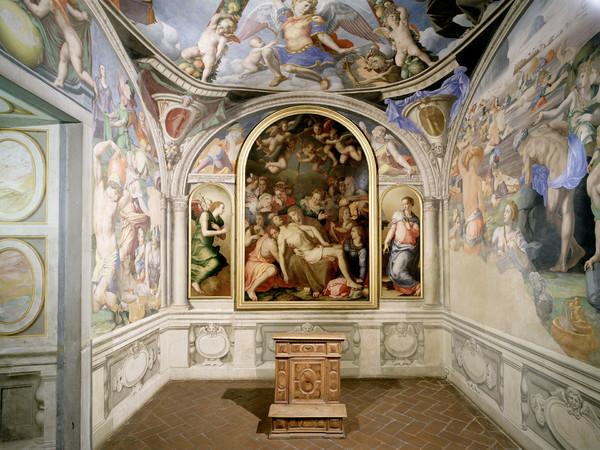 Cappella di Eleonora, Palazzo Vecchio, Firenze