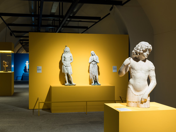 Il Corpo e l'Anima, da Donatello a Michelangelo. Scultura italiana del Rinascimento. Foto Gianluca Di Ioia