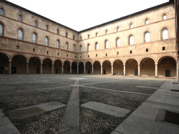 Biblioteca Trivulziana - Castello Sforzesco, Milano