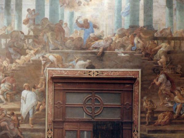 Cacciata mercanti dal tempio