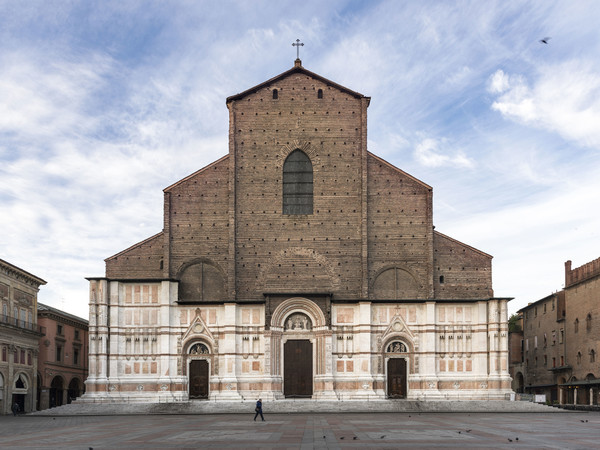 Výsledek obrázku pro basilica di san petronio bologna