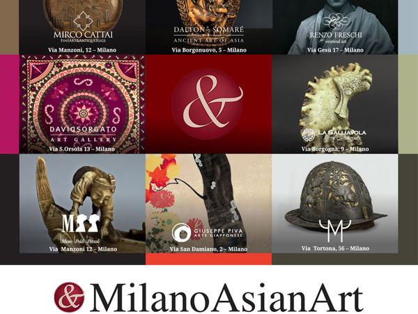 Le Mostre e le Galleria di Milano Asian Art 2017