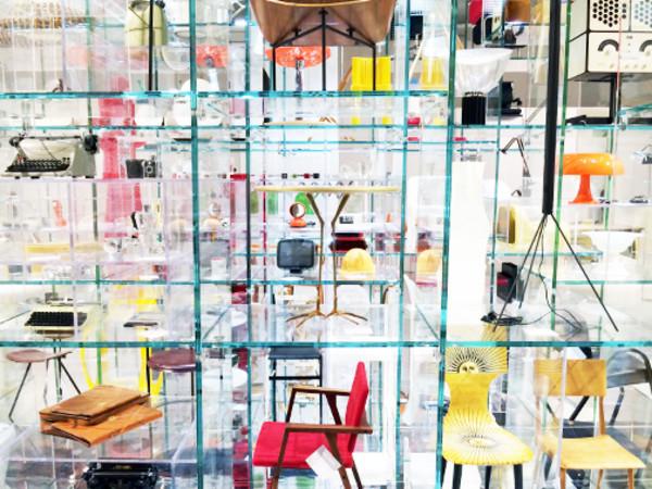Icone del Design italiano, Triennale di Milano