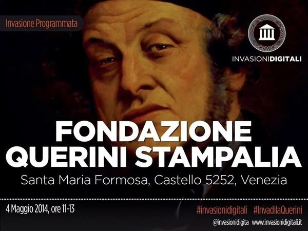 #InvadilaQuerini, Fondazione Querini Stampalia, Venezia