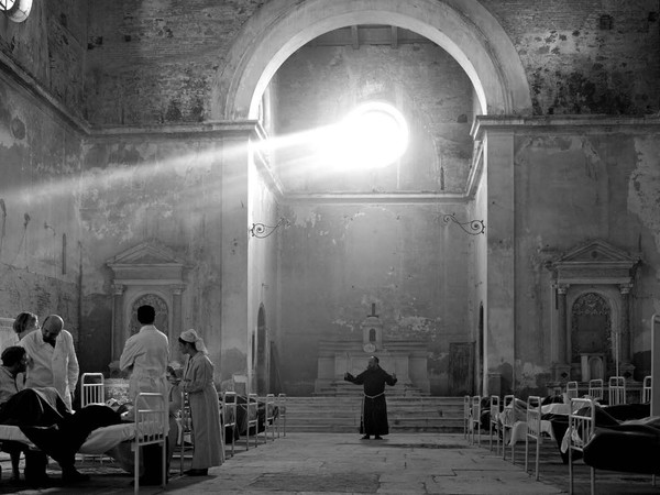 On My shoulder - Paolo De Vita (Padre Leopoldo)