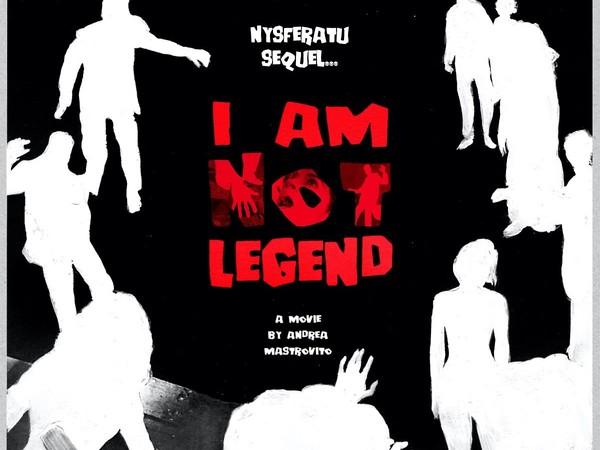 Andrea Mastrovito, I am not legend