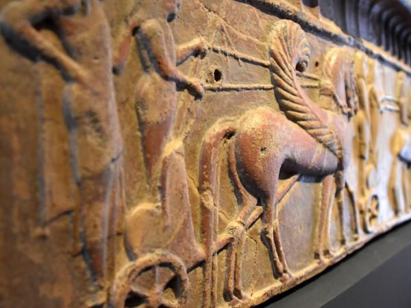 Pompei e gli Etruschi, Scavi di Pompei