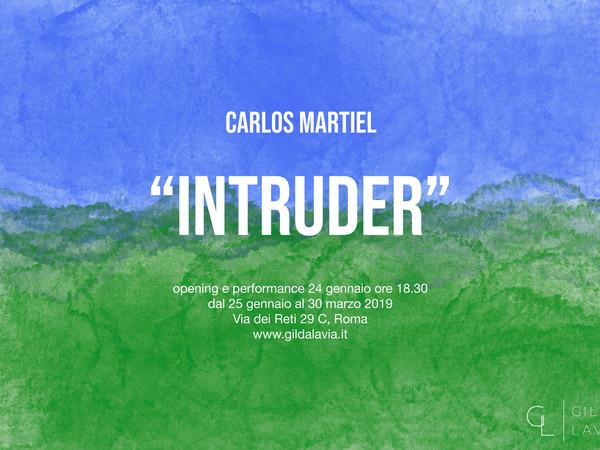 Carlos Martiel. Intruder, Galleria Gilda Lavia, Roma