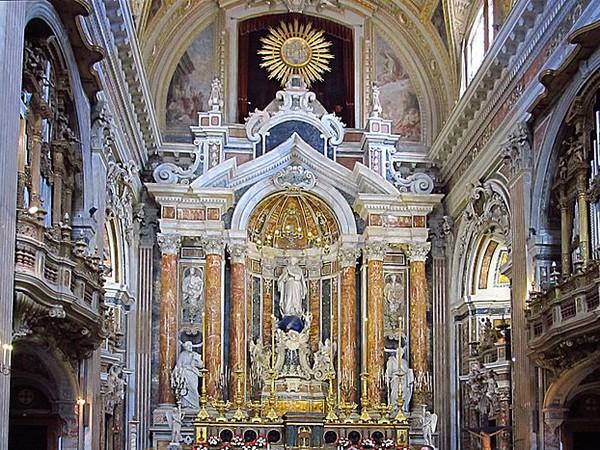 Altare di Sant'Ignazio