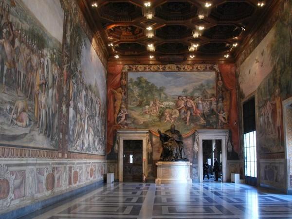 Sala Orazi e Curiazi, Musei Capitolini, Roma