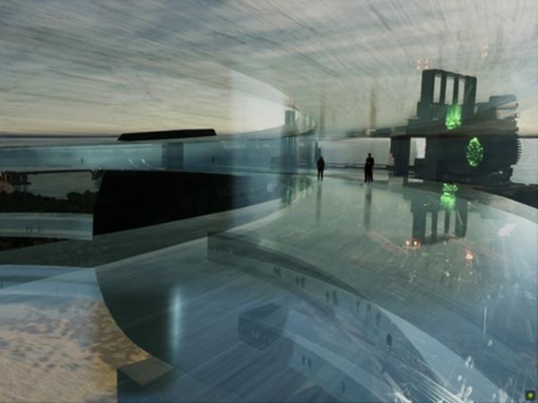 Michele Böhm, Frame dal video <em>I am NPC F43</em>, 2020, Software and music, 20' 35'' | Courtesy of Michele Böhm e Mlac - Museo Laboratorio di Arte Contemporanea, Roma | © Michele Böhm<br />