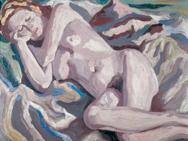 Carlo Levi, Nudo piccolo, 1933, olio su tela