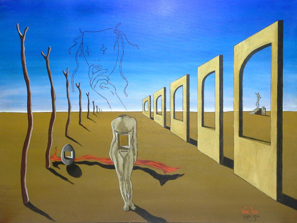 José Van Roy Dalì. La verità surreale, Milano Art Gallery