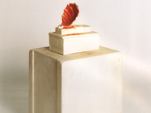 Cy Twombly, <em>Untitled</em>, New York, 1959 | © Cy Twombly Foundation / Archives Fondazione Nicola Del Roscio<br />