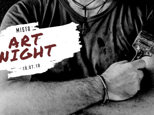 Art Night - Urban Expo, Misto, Roma