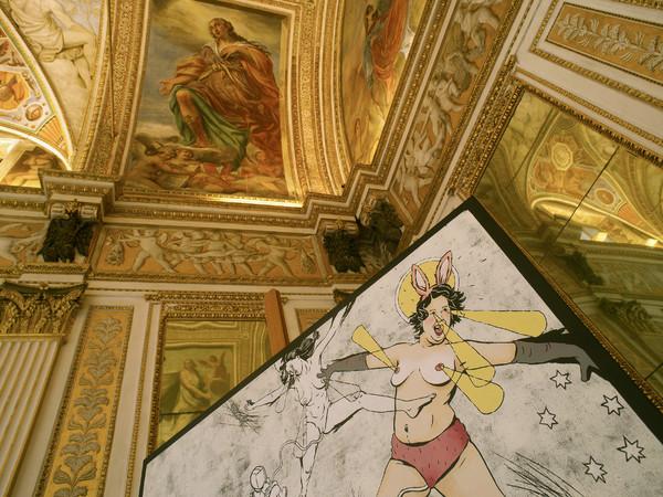 Coming Out. Gehard Demetz / Laisvydė Šalčiūtė, LaGalleria arte contemporanea - Palazzo Ducale, Mantova