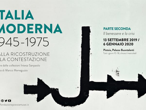 Italia Moderna 1945-1975. Dalla Ricostruzione alla Contestazione - Il benessere e la crisi