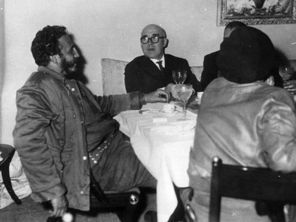 Cesare Zavattini a Cuba